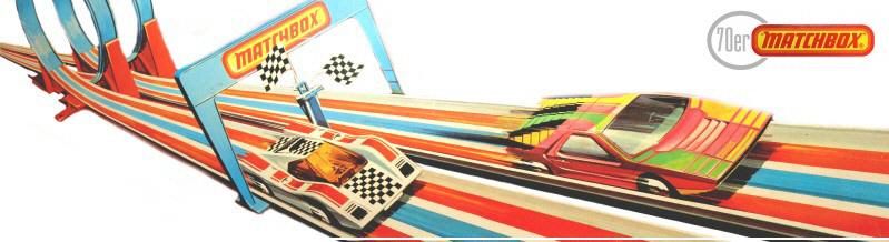 Matchbox Von 1970 Cars Of The 70 S